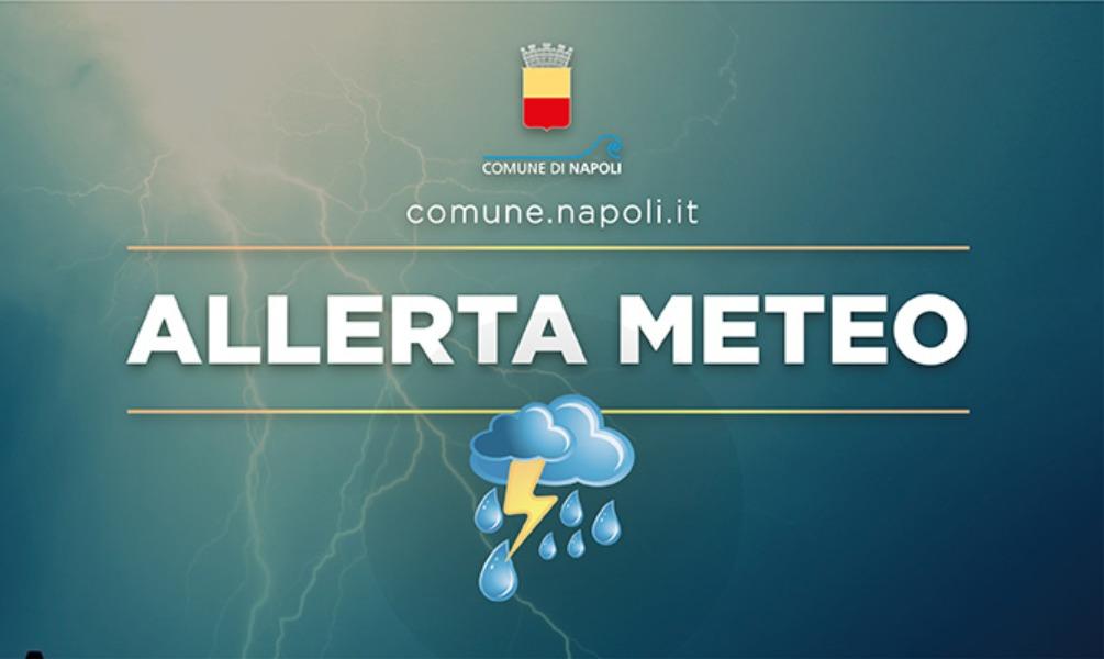 Allerta meteo - 26/02/2020